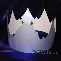 поделка корона