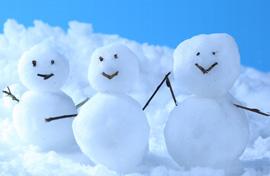 Картинки зимы с загадками