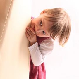 Застенчивый ребенок в детском саду